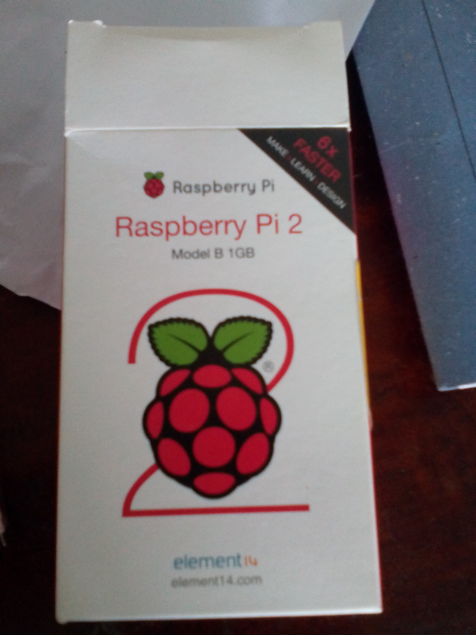 Raspberry Pi in Hoyle Shield Project