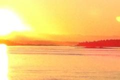 Mount Baker Sunup